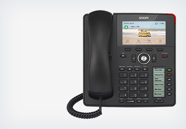 Corded VoIP Hansets