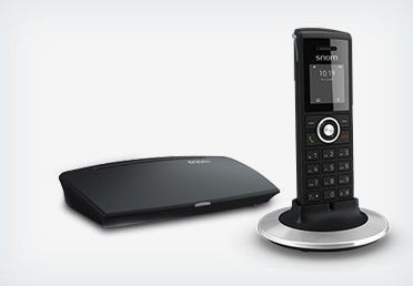 Cordless DECT Workplace Mobolity